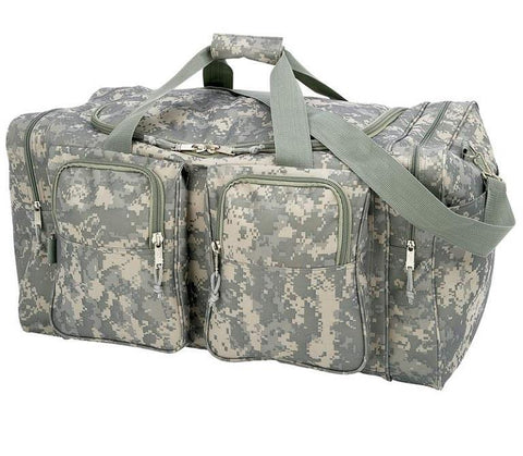 "Extreme Pak Digital Camo Heavy-Duty 26"" Tote Bag"