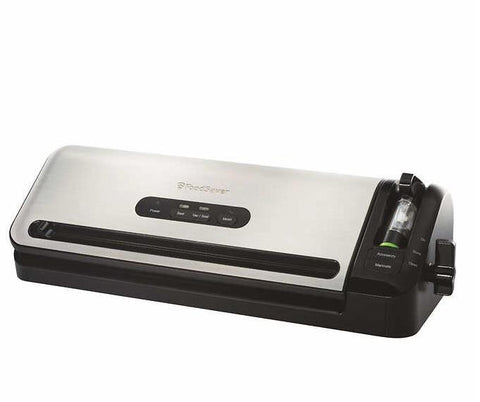 FoodSaver 2-in-1 Food Sealer