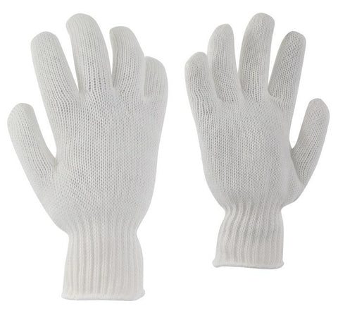 100% Poly Gloves