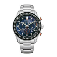 Orologio CITIZEN uomo Aviator Chronograph O.F. Collection 2021 CA4486-82L - bonini-gioielli