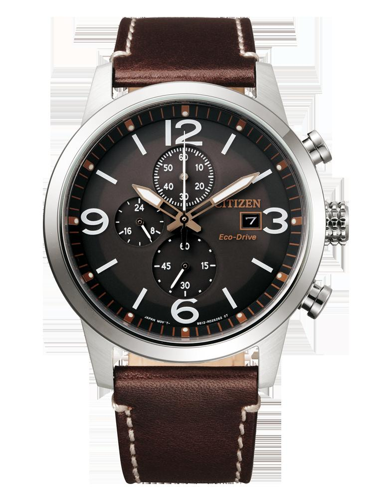 orologio CITIZEN uomo Chrono Urban O.F. Collection CA0740-14H - bonini-gioielli