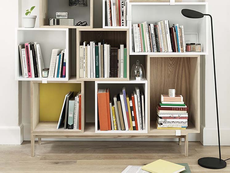 Muuto Stacked 2.0 open, stor