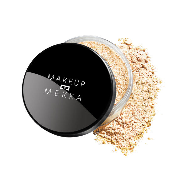 Luxury HD Setting Powder - Banana