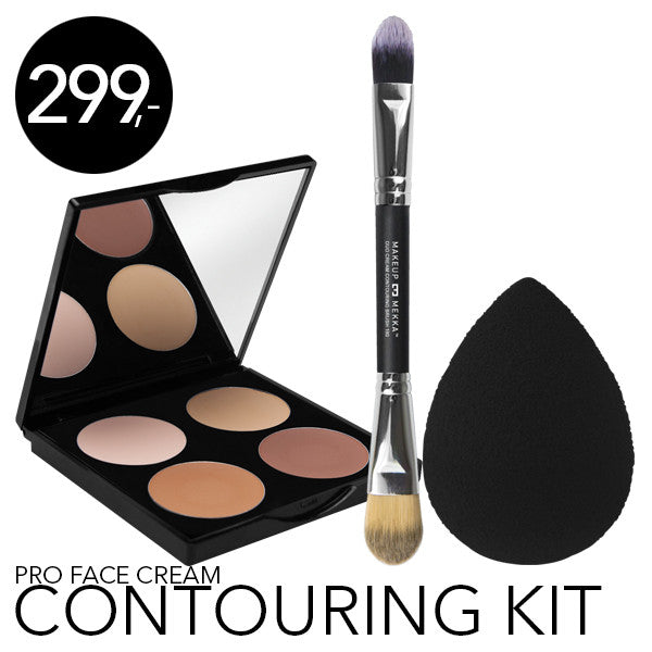 Pro Face Cream Contouring Kit