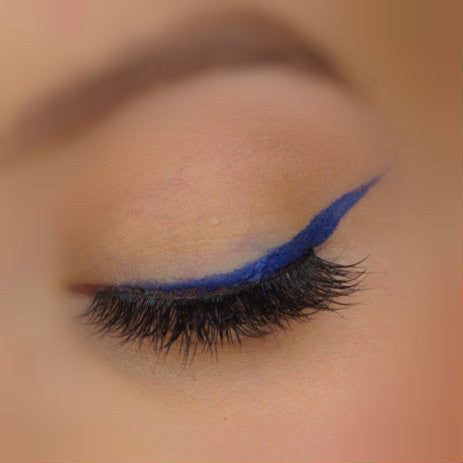 Waterproof Smooth Eyeliner - Blue Blood