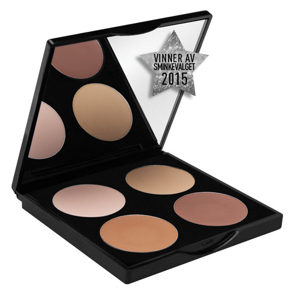 Face Cream Contour Palette