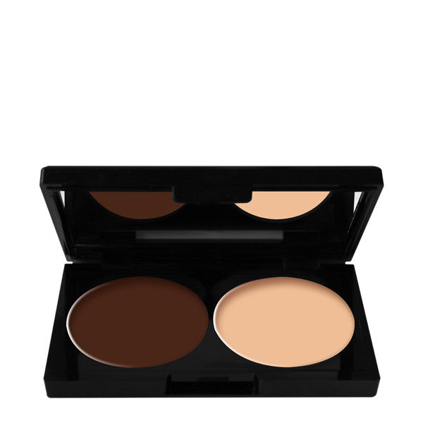 Duo Face Cream Contour Palette