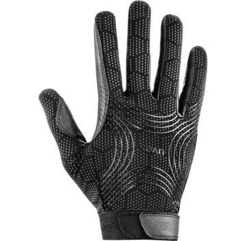 Uvex Ceravent High Performance superior grip Riding Gloves black