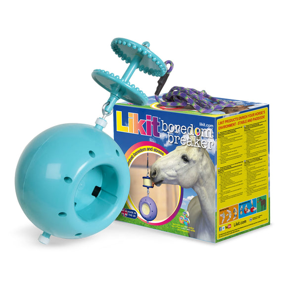 Likit Boredom Breaker Stable lick toy - Various Colours