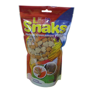Likit Treats Snacks - apple and cinnamon