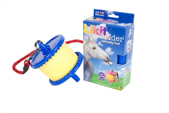Likit Holder boredom relief lick toy - Various Colours
