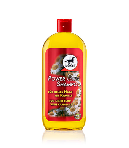 Leovet Power Shampoo with Camomile For chestnut and palamino horses