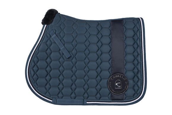 Cavallo Hala Saddle pad - Petrol AW20