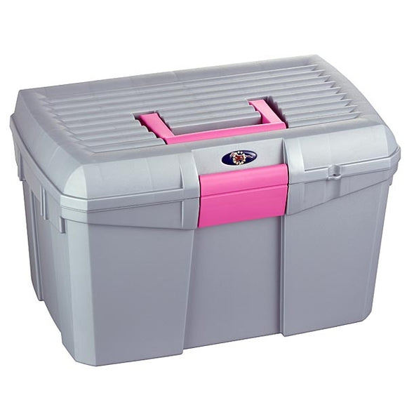 Elico Grooming Box - Grey pink