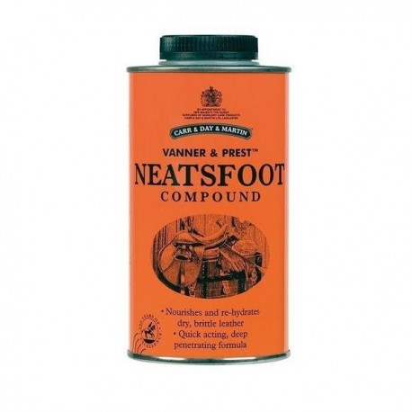 Carr & Day & Martin Neatsfoot compound leather oil