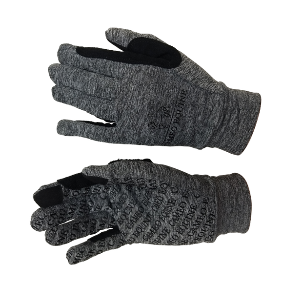 Cameo everyday gloves - grey