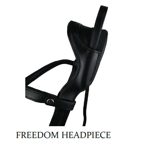 Ecorider Freedom Headpiece