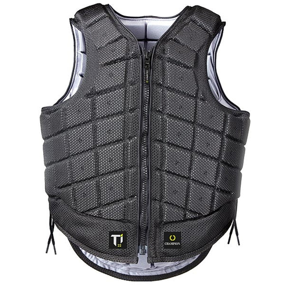 Champion Titanium Ti22 Body Protector  - Adults