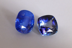 Kashmir Sapphire is ranked one of the rarest and expensive gemstones