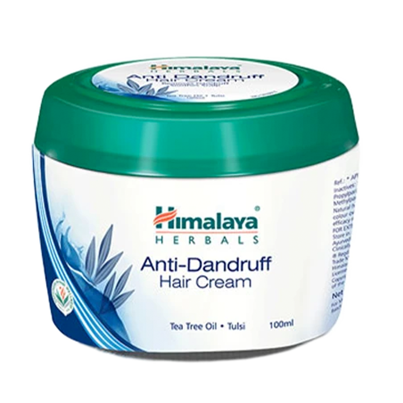 Himalaya Anti-Dandruff Hair Cream - Removes dandruff, nourishes scalp