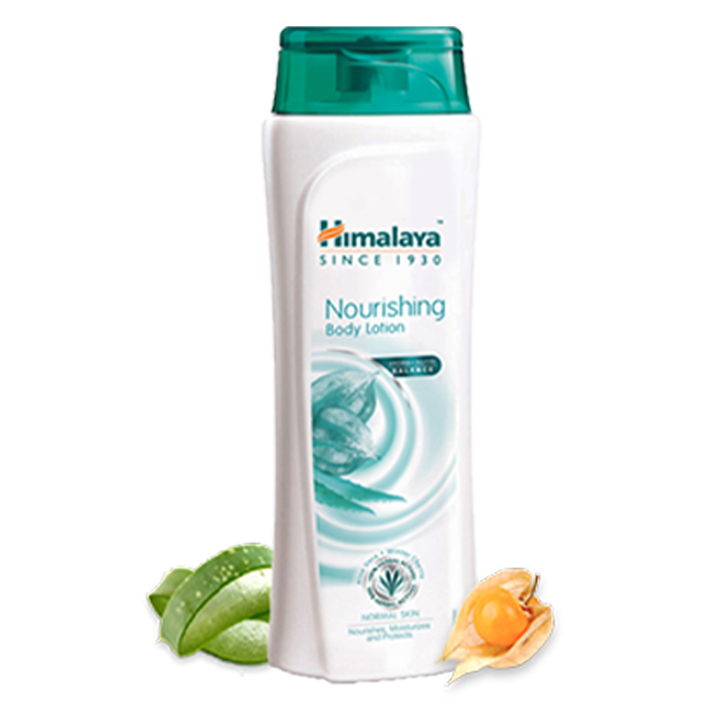 Himalaya Nourishing Body Lotion - Hydrates & Leaves your Skin Soft