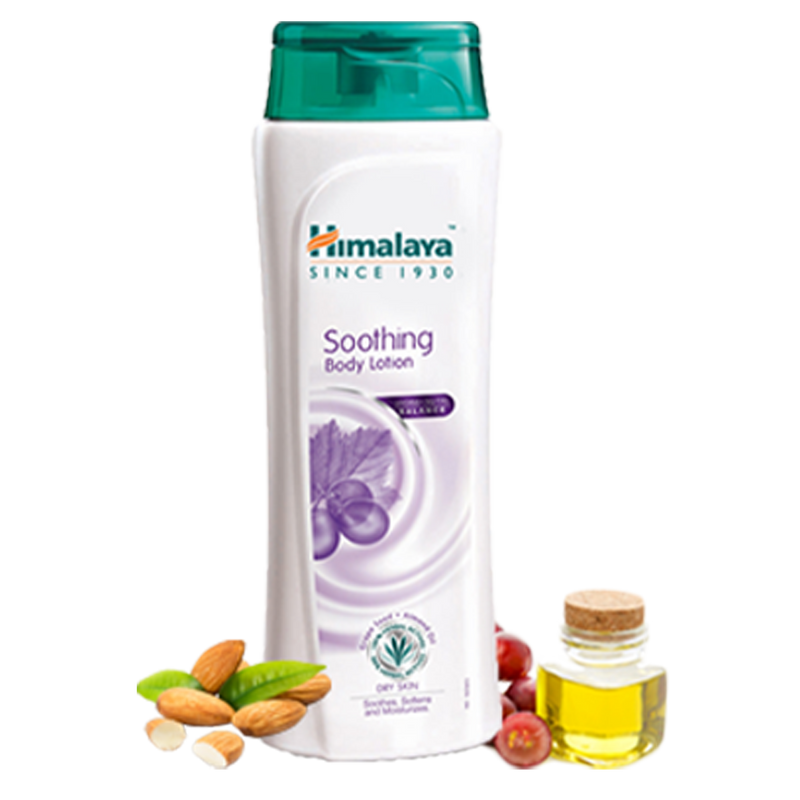 Himalaya Soothing Body Lotion - Soothes and Moisturizes your Skin