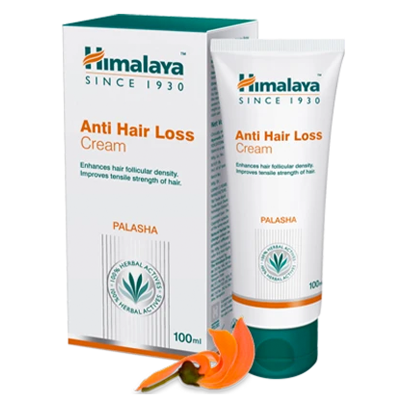 Himalaya Anti Hair Loss Cream - Promotes hair growth and controls hair fall
