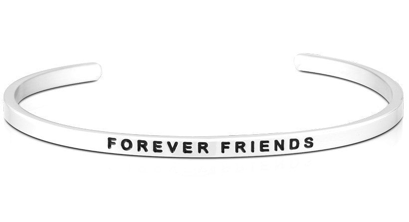 Forever Friends Personalized Bracelet