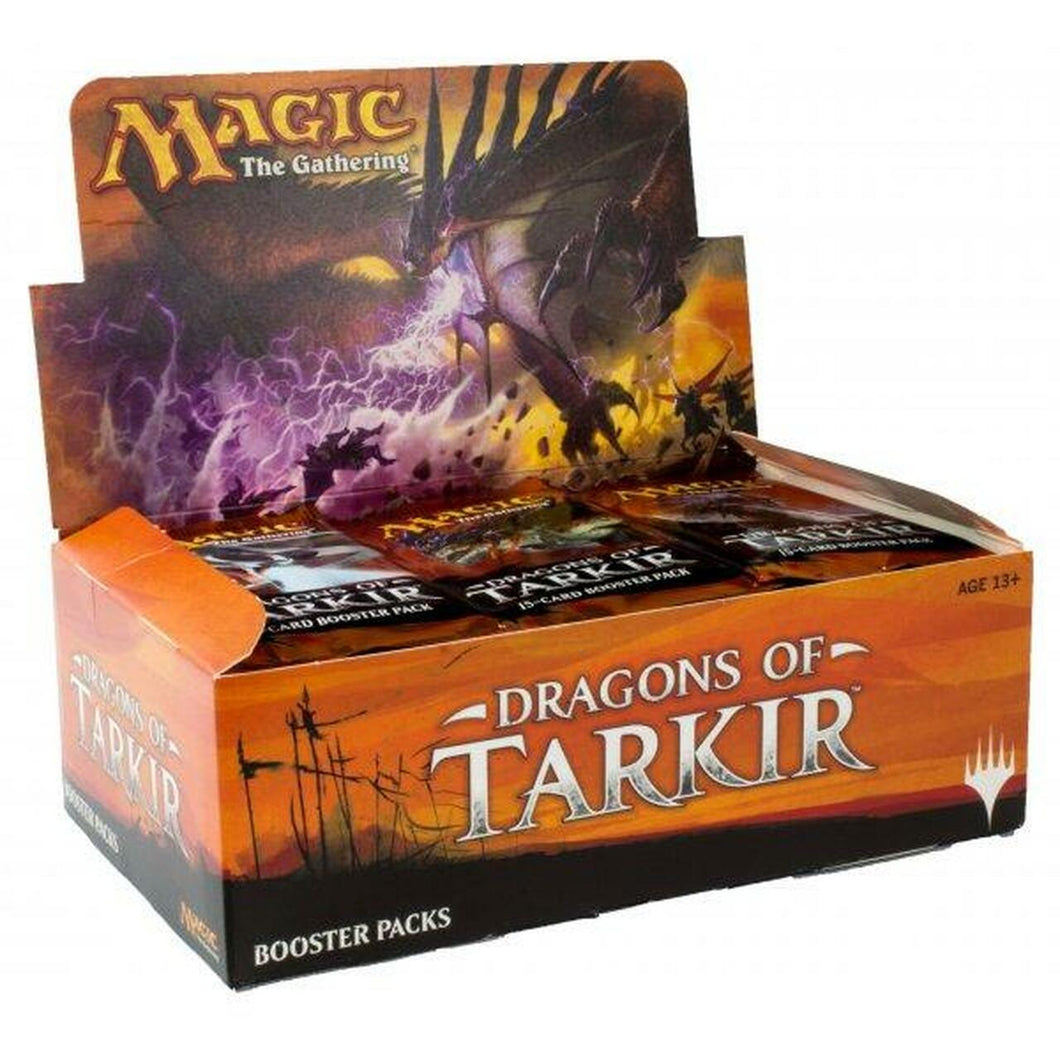 Magic the Gathering Dargons of Tarkir Booster Box