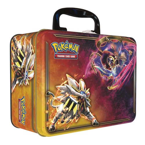 Pokemon Sun & Moon Collector's Chest
