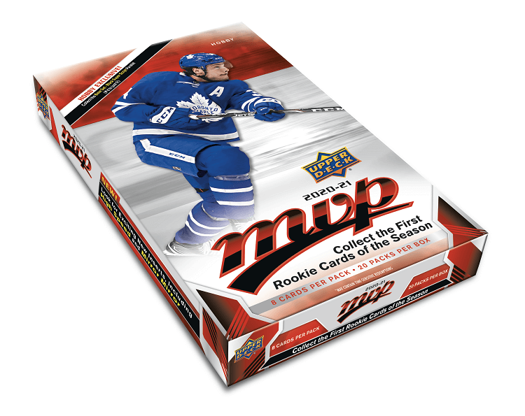Hockey Upper Deck 2020-21 MVP