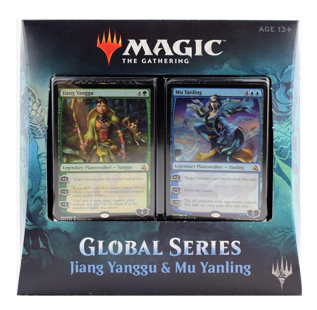Magic The Gathering Global Series Jiang Yanggu & Mu Yanling