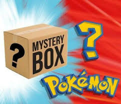 Pokemon Mystery Box !