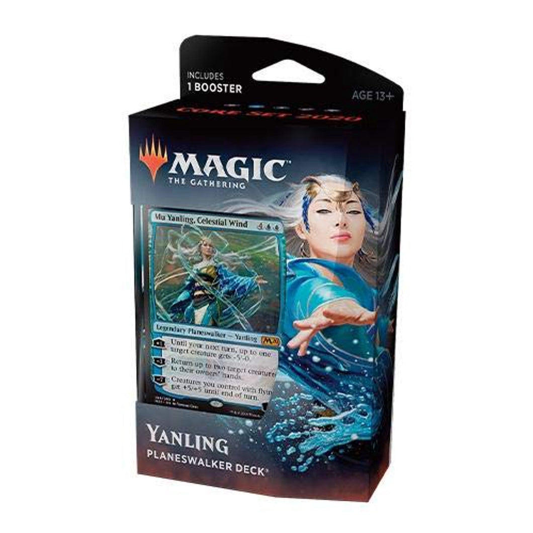 Magic The Gathering Yanling Planeswalker Deck