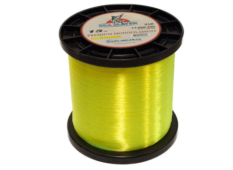 Ohero Sea Slayer Premium Monofilament Hi-Vis