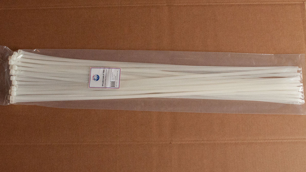 Cable Tie 175 Lb Test (50 count)