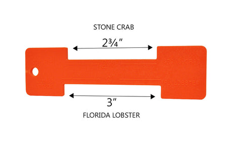 Combination Lobster & Stone Crab Gauge