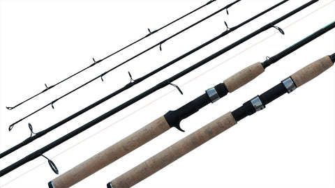 Ohero Gold Series Inshore Spinning / Casting Rods