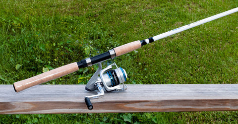 Osprey Spinning Combo