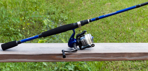 Pelican Spinning Combo
