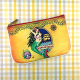 Shop Mlavi Studio Cool Tattoo collection mermaid printed vegan pouch/coin purse. Wholesale available at http://www.mlavi.com/mlavi-tattoo-themed-vegan-bag-wallet-accessories-wholesale.html