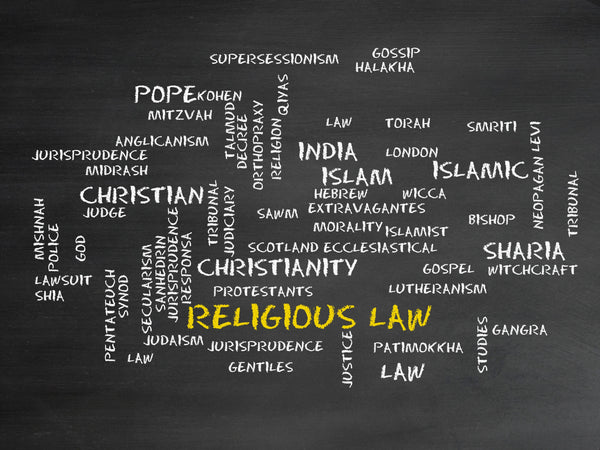 The Intersection of Law and Religion