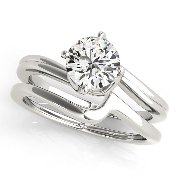 ENGAGEMENT RINGS SOLITAIRES ROUND
