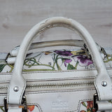 WOMAN VINTAGE GUCCI DUFFEL LOVE