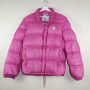 WOMAN VINTAGE MONCLER GRENOBLE PUFF JACKET LOVE ETSY