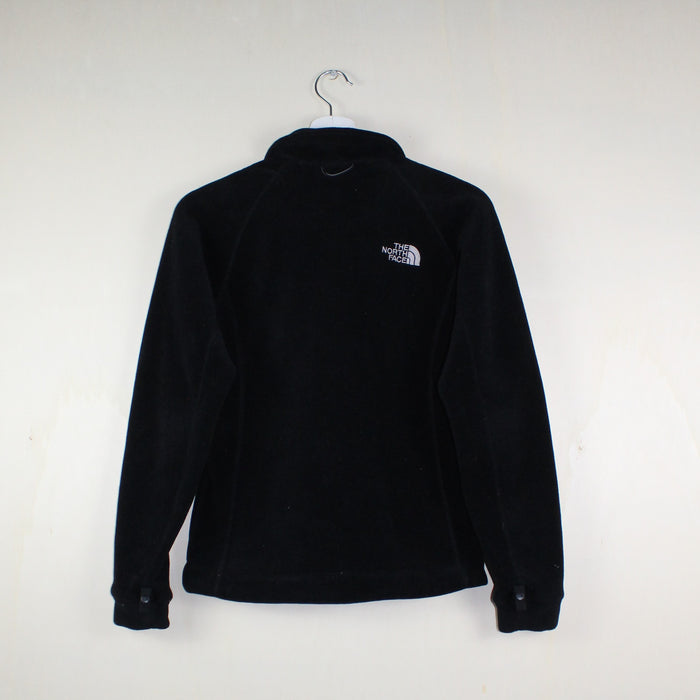 WOMAN VINTAGE THE NORTH FACE PILE TRACKTOP