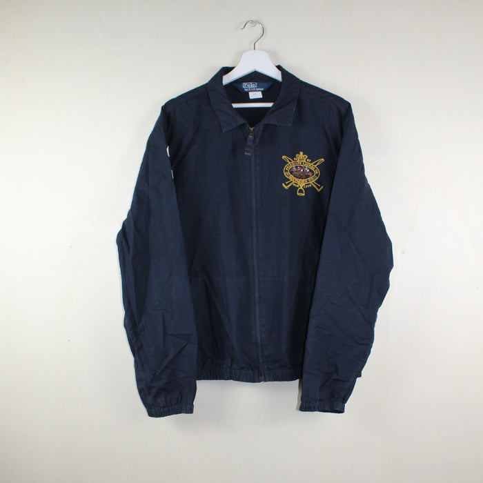 MAN VINTAGE POLO RALPH LAUREN LIGHT COTTON JACKET LOVE