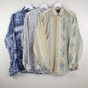 MAN VINTAGE SET OF 3 CRAZY SHIRT