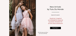 Tutu Du Monde Special Occasion Girls Dresses and Girls Party Dresses