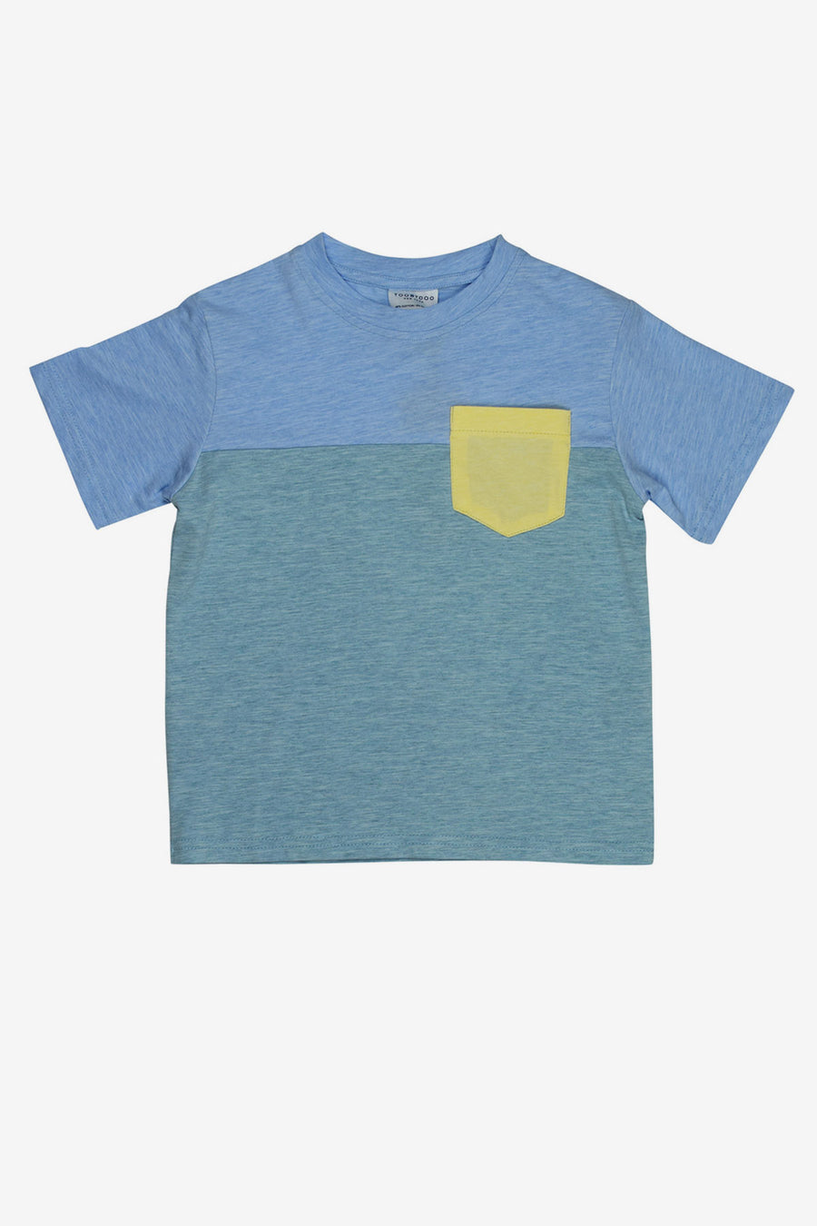 Toobydoo Color Block Tee